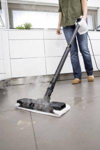 balai ou nettoyeur vapeur
