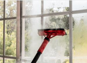 balai vapeur pour les vitres